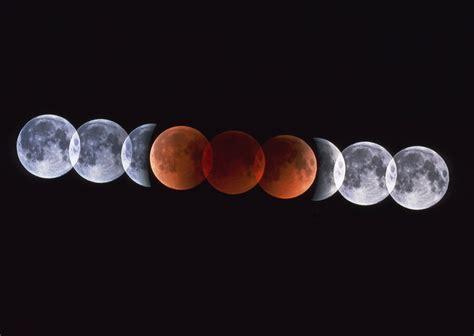 eclipse total de luna en enero  fundacion cientec