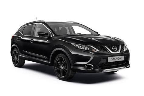 nissan dualis black new limited run flagship nissan qashqai black edition
