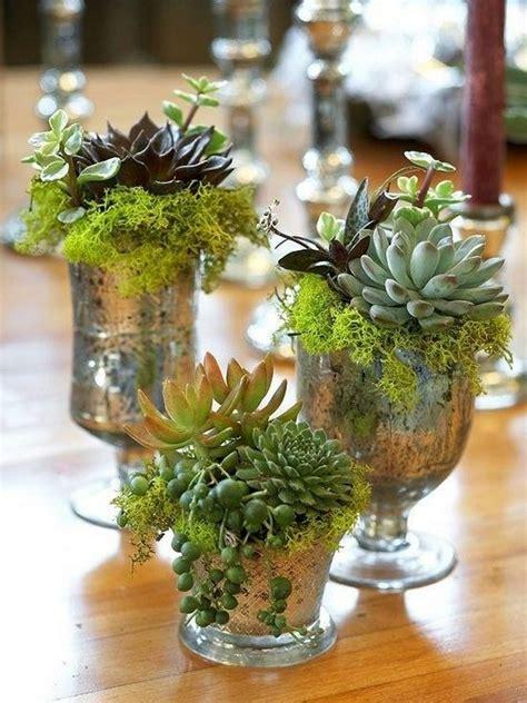 rustic moss decor ideas   nature wedding deer