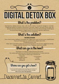Alternatives For Social Media Digital Detox 1000 images about addict much on