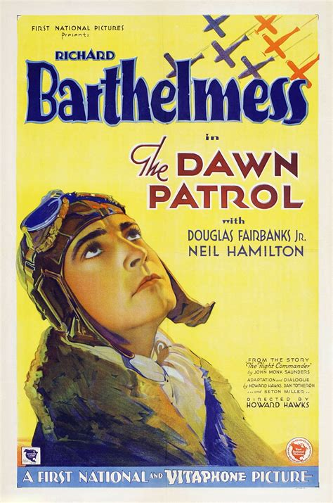 the dawn patrol dawn patrol the 1930
