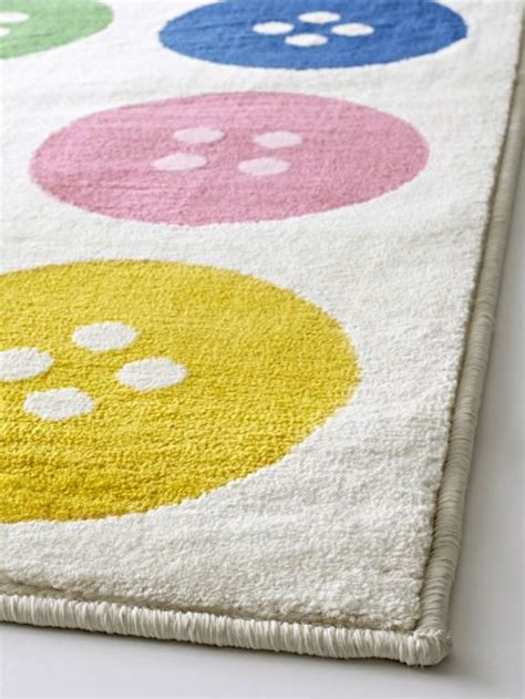 Button Rug by T 229 Strup