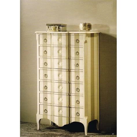 chiffonnier commode antiquaire 7 tiroirs blanche jammes