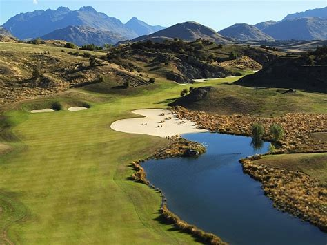 After Mba Courses In New Zealand by New Zealand Golf Open Queenstown Golf Resorts And Courses