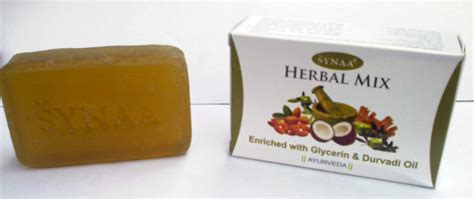 Synaa Herbal Soap synaa synaa cosmetics page 2