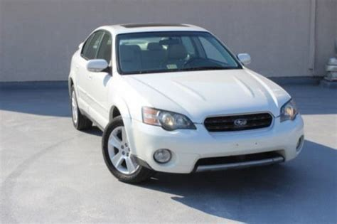 subaru outback differential sell used outback r 3 0l cd awd high output locking