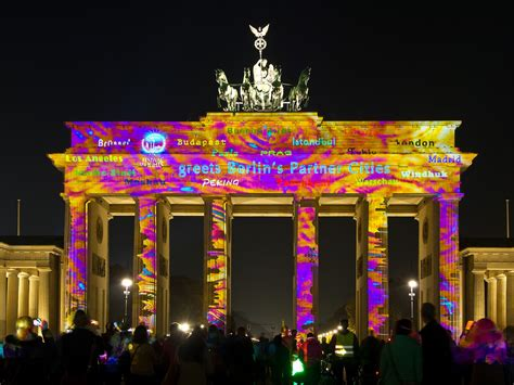 Not So Light Feast Of Lights by Lighting Up Berlin