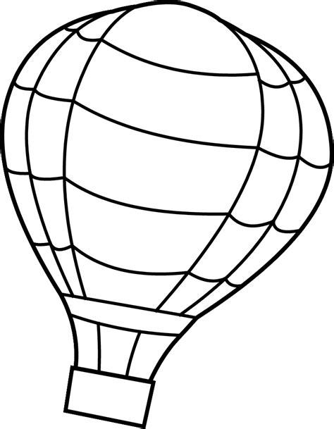 Gambar Dan Sofa Anak gambar mewarnai balon udara untuk anak paud dan tk