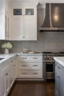 white tile backsplash kitchen best 25 grey backsplash ideas on gray subway