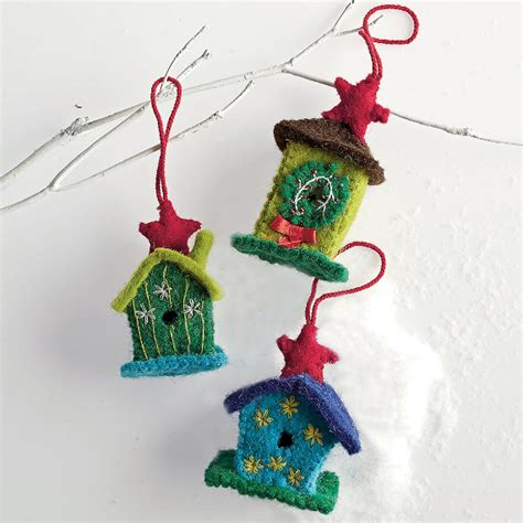 deck your halls with felt christmas crafts family