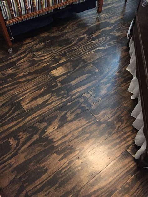 Hardwood Flooring Diy Best 25 Cheap Flooring Ideas Ideas On Pinterest Cheap Flooring Ideas Diy Plywood Flooring