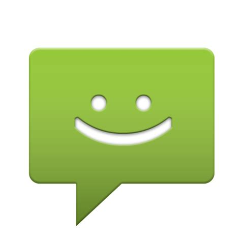 text message icon android messages icon android application icons softicons
