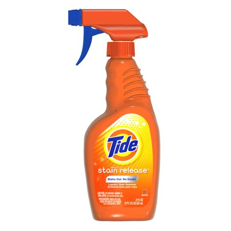 shop tide stain release 21 oz laundry stain remover at lowes