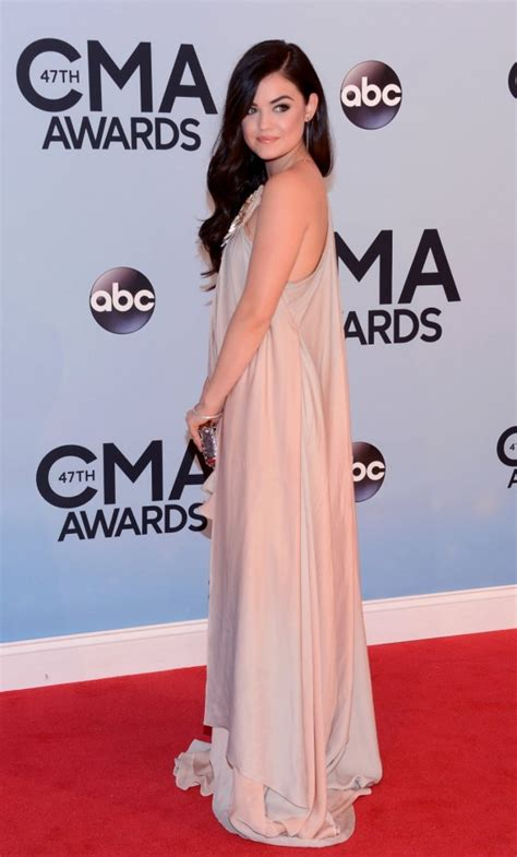 country music events in nashville 2013 lucy hale country music association awards 2013 04