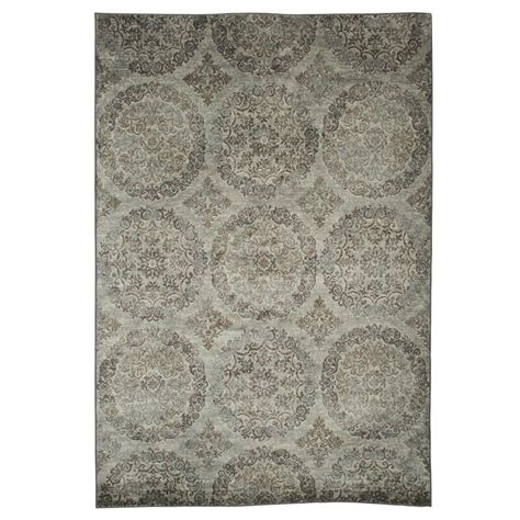 Sams Area Rugs Sams International Sonoma Grey Blue 7 Ft 10 In X 11 Ft 2 In Area Rug 7233 8x10 The