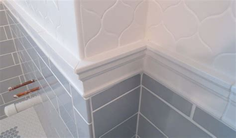 Molding Bathroom by Ceramic Tile Moulding Reversadermcream