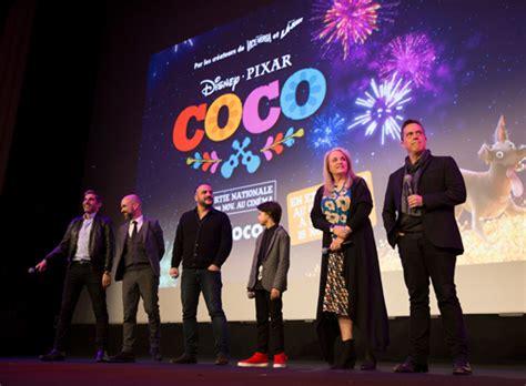 film coco acteurs rencontre avec l 201 quipe de coco chronique disney