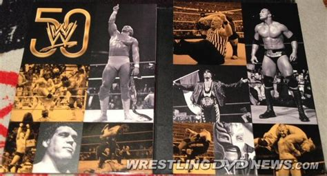 the history of the wwe 50 years of sports entertainment pre exclusive photos of history of wwe 50 years of sports