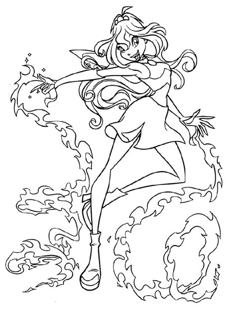 winx coloring pages pdf winx club muscle colouring pages coloring home