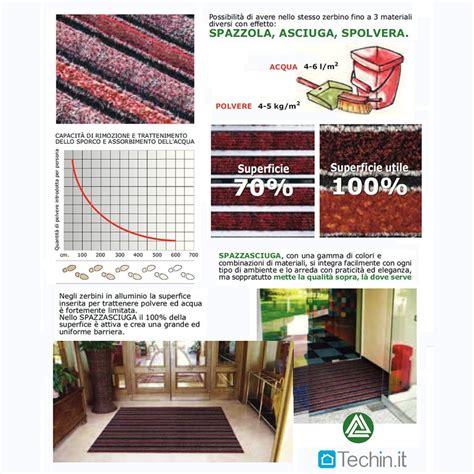 tappeto per ingresso zerbino tappeto drenante antiscivolo antisdrucciolo