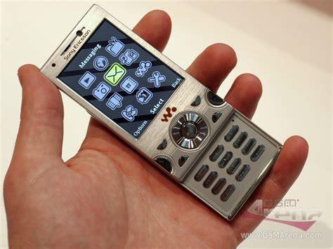 Hp Sony W995 sony ericsson w995 musik asik kamera yahud review hp terbaru