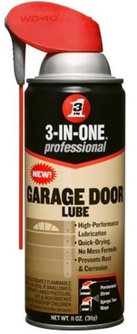 Overhead Garage Door Lubrication Garage Door Lubrication