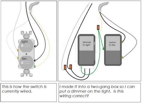 adding a dimmer wiring question doityourself