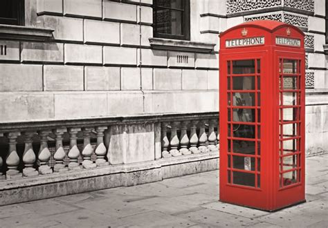 Animal Wall Murals london red telephone box wall mural buy at europosters