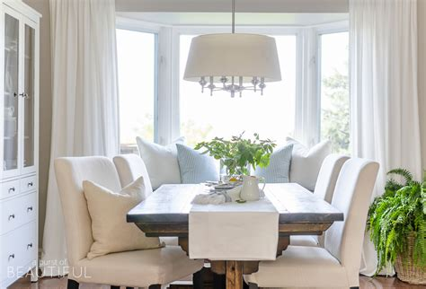 modern farmhouse dining room simple modern farmhouse dining room updates a burst of