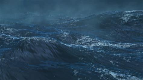 ocean waves storm stock footage video  royalty