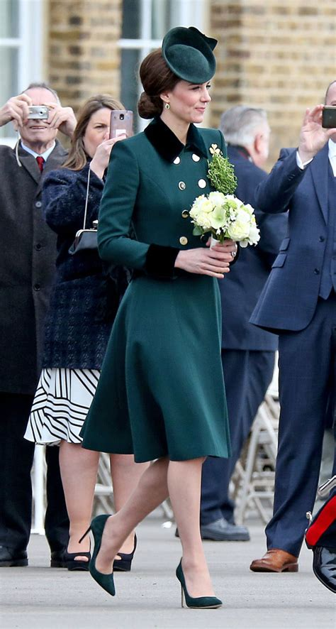 s day kate hazeltine kate middleton is chic in mcqueen