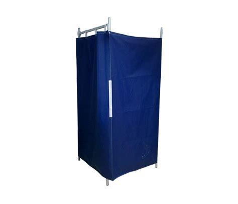 cabina spogliatoio cabina spogliatoio con struttura in alluminio e telo