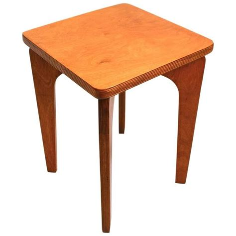 Plywood Table by Constructivist Plywood Table Made In Russia For Sale At