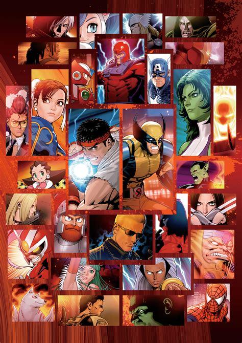 marvel vs capcom 3 comics forever marvel vs capcom 3 fate of two worlds