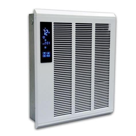 electric wall board heaters fahrenheat smart series 19 in x 15 3 4 in 4000 watt high
