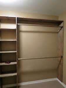 build a closet home design