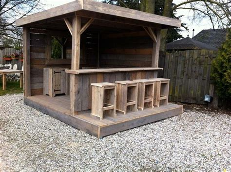 outdoor backyard bars 3552 best pallets crates images on pallet