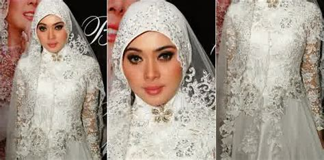 Pakaian Wanita Muslim Baju Kaftan Syahrini 2 contoh foto baju muslim modern terbaru 2016 10 gambar