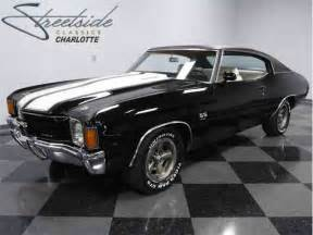 1972 chevrolet chevelle ss for sale on classiccars