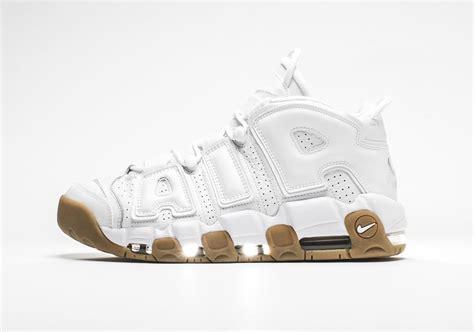 Sepatu Nike Uptempo Air More High White nike air more uptempo quot white gum quot release date justfreshkicks