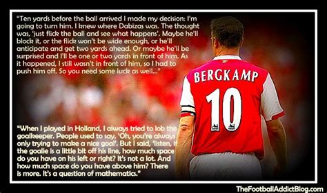 arsenal quotes top 10 quotes by arsenal legend dennis bergk