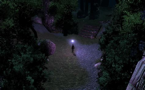 The Moonlight Path gnoll forest image the moonlight path mod for