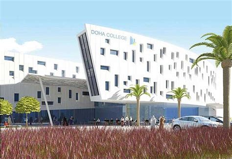 Mba Colleges In Qatar Doha by Top Firms Vying To Design Qatar School