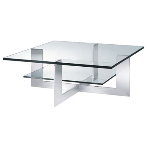 furniture beautiful glass and chrome glass table with chrome legs cool coffee tablechrome glass coffee table modern clear bent glass