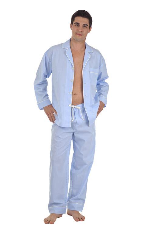 Mens Sleeper blue white stripe s cotton classic pajama 1002 m 771 size xs only