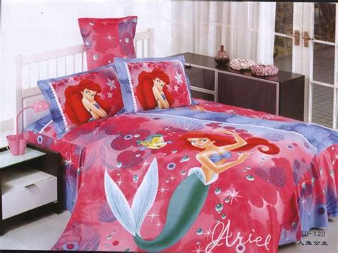 little mermaid full size comforter little mermaid bedding comforter sets twin full size girls