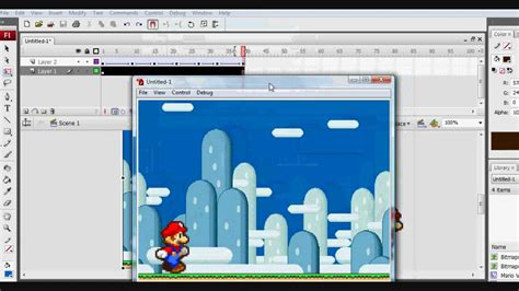 tutorial for flash animation sprite animation flash tutorial youtube