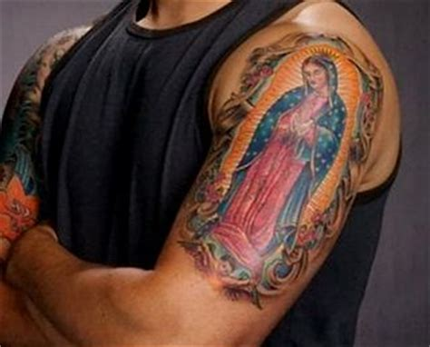 Mexico Cooks How Mexico Sees Our Lady Of Guadalupe Bob Tattoos Our Guadalupe