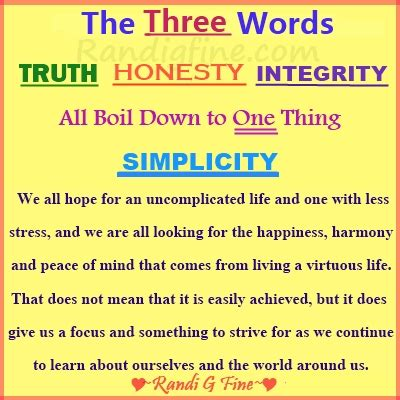 integrity living godâ s word books integrity honesty picture quote randi g