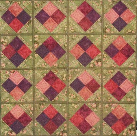 You Quilting by Country Quilt Co Quilt As You Go 4 Patch Patterns